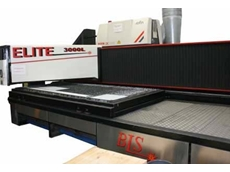 Bristow Elite 3000 laser cutting machine
