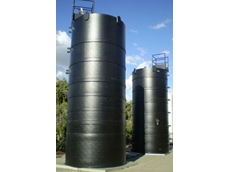 Plastic tanks produced by Industrial Plastics are available in a variety of sizes and configurations