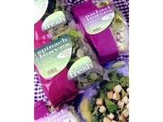 High gloss anti-mist films for fresh produce packaging.