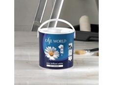 In mould paint pot