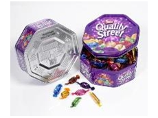 NatureFlex packaging film used for QUALITY STREET confectionery
