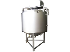 Heavy duty mixers and pressure vessels from Inox Fabrications