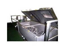 Inox Fabrications Australia's ribbon blenders