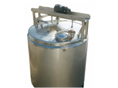 Polished vessels, reactors, pressure vessels and atmospheric tanks from Inox