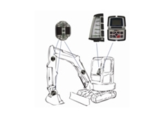 COBO I-View 3B6 Digging Control System