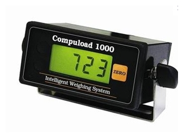 Compuload 1000-Easily installed on any size forklift