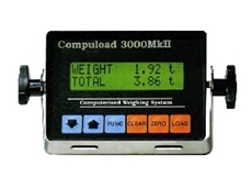 Compuload 3000-Easy and automatic weighing