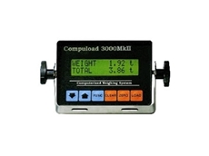 Operational ease Compuload 3000MkII delivers accurate accumulative totals