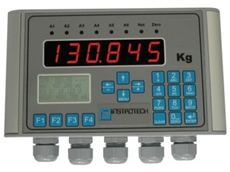 6 Digit Weighing Controller and Indicator Transmitter