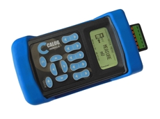Hand-held portable instrument Calibrators with data-logging