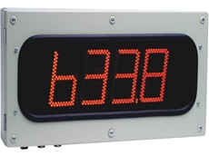 Instrotech Australia introduce their new range of load cell 125mm LED displays