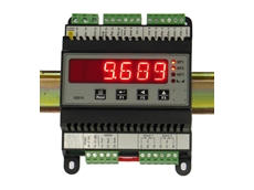 Panel Mount, Field Mount, Rail Mount easy-install Digital Display Indicators from Instrotech Australia