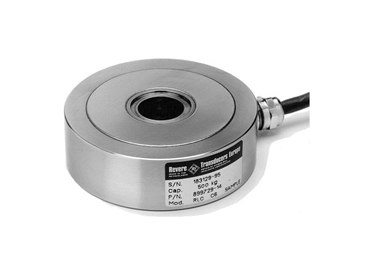 RLC ring torsion, low profile fully welded stainless steel load cell