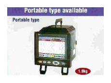 9 point portable type: only 1.9kg