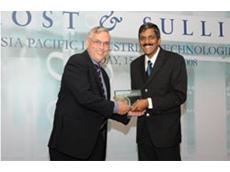 2008 Frost & Sullivan Asia Pacific Technology Innovation of the Year Award