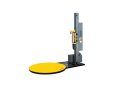 The upgraded Ex-Cell 210 semi automatic stretch wrapping machines now offer extra wrapping cycles for greater wrapping flexibility
