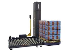 Q300XT PLUS Semi Automatic Stretch Wrapping System