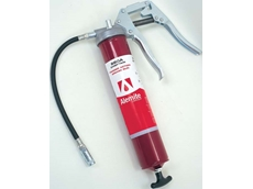 Alemite Lubrequips' 660A trigger action grease gun stocked by Integrity Pumps