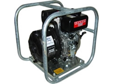 Aussie Pumps RSE Series electric poly pump