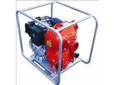 Aussie QP diesel driven trash pump