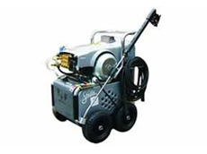 Aussie Steamy Stella high pressure steam cleaner