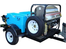 Aussie Trailer Mounted Eco Clean Hydro Tek