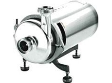 Grundfos Euro-HYGIA single-stage sanitary pump now available from Integrity Pumps and Engineering