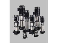 Grundfos Multistage CR-CRN Pumps