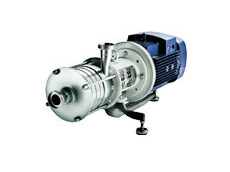 Grundfos contra multi-stage sanitary pumps, now available from Integrity Pumps and Engineering