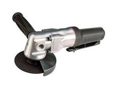 The Ingersoll rand 3445 air angle grinder