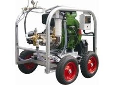 Aussie High Pressure Hydrostatic Testers