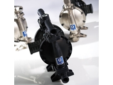 Double diaphragm pumps from Integrity Pumps and Engineering
