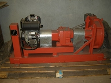 KC40 Diesel-Driven Peristaltic Hose Pump