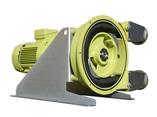 Kelair Albin perilstaltic (ALH Series) pumps now available from Integrity Pumps and Engineering