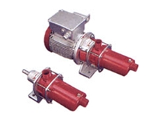 Roto DC cavity pumps are compact, lightweight and easy to maintain