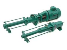 The Roto GD Series of agricultural pumps have a robust and compact design