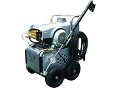 'Aussie Steamy Stella' High Pressure Steam Cleaner