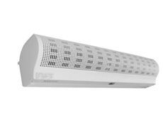 InterCool range of air curtains available from Inter-Continental Air Conditioning Corporation