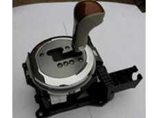 MtM engineers used SolidWorks CAD software to develop the Mitsubishi Shift Control Assembly