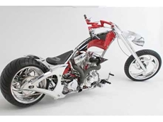 OCC uses SolidWorks Premium design software to build custom motorcycles