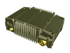Part of a Multi-Role Radio range from Kongsberg Defense Communication designed using SolidWorks CAD software