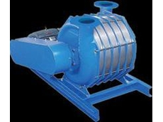 Multi-stage centrifugal blower/exhauster