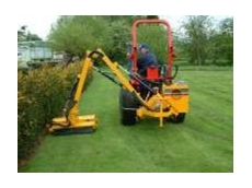 McConnel Power Arm 31 - 3.1m reach mowers