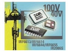 Features lower package inductance for higher frequencies.