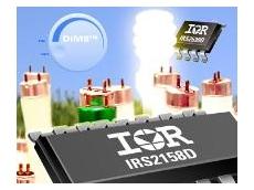 IRS2530D DIM8 and IRS2158D ballast control ICs