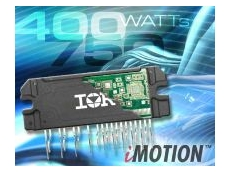 International Rectifier's new integrated power modules