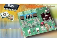 IRAUDAMP4 Class D audio power amplifier reference design