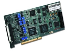 16-bit PCI data acquisition board