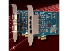 4-Port PCI Express Multi-Protocol Serial Communication Cards
