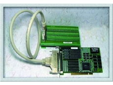 64-channel isolated digital I/O PCI board